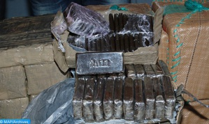 الدرك والبحرية الملكية يحبطان عملية تهريب دولية لأزيد من 9 أطنان من المخدرات بعرض ساحل طنجة