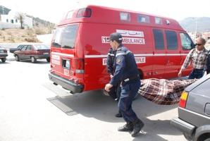 سيارة تقتل صانعا تقليديا في حادثة سير على مشارف بلدية أيت أورير شرق مراكش