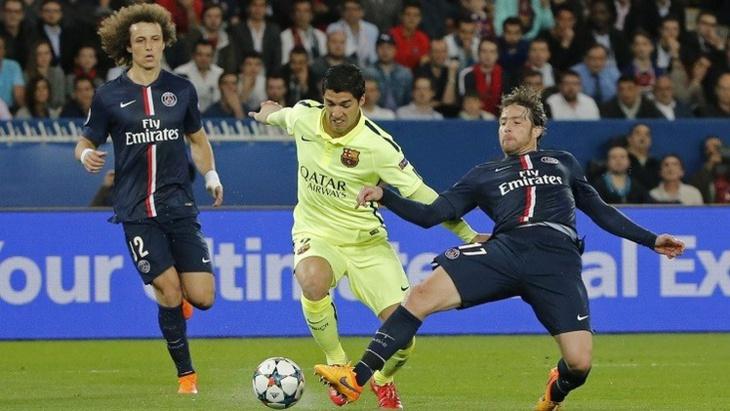 برشلونة يخشى انتقام باريس سان جيرمان