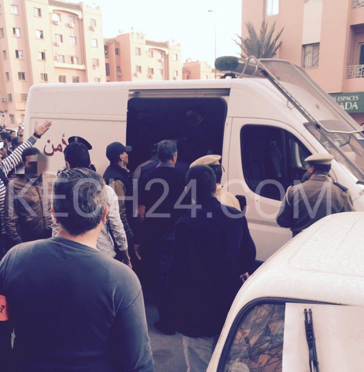 عاجل: تفكيك عصابة اجرامية مكونة من أفارقة تنشط في الإتجار بالمخدرات الصلبة تستنفر أمن مراكش + صور حصرية
