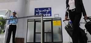 ضبط مسدسين بحوزة أجنبيين بمطار المنارة يستنفر أجهزة الأمن بمراكش