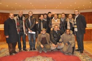 صحافة مراكش تحتج ضد رئيس غرفة الصناعة التقليدية