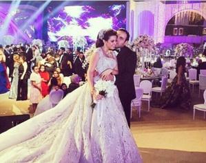 العرس الأسطوري لنجل الوزير الأول اللبناني الأسبق نجيب ميقاتي بمراكش ينتهي بخصام العروسين