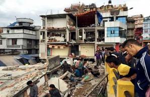 المغرب يرسل مساعدة عاجلة للنيبال على إثر الزلزال القوي الذي ضرب عددا من مناطق البلاد