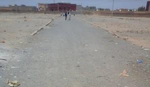 إخوان بنكيران بسيد الزوين يطالبون بفتح تحقيق في صفقة تعبيد طريق وسط السوق الأسبوعي