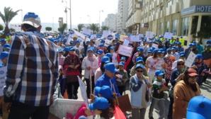 مركزيات نقابية تقرر مقاطعة احتفالات عيد الشغل وتعلن عن شهر احتجاجي
