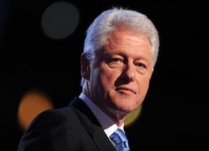 الرئيس الامريكي السابق پيل كلينتون بمراكش في هذا التاريخ