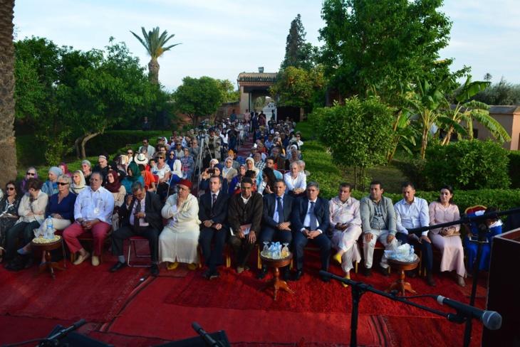 انطلاق فعاليات الدورة الدولية الـ5 للقاءات والموسيقى الصوفية بمراكش بحضور الوالي بيكرات