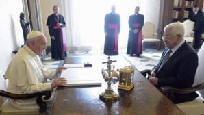 وأخيرا ... الفاتيكان يعترف بالدولة الفلسطينية