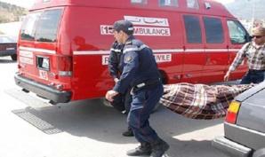 سيارة للنقل السري تتسبب في مقتل ثلاثيني نواحي مراكش و