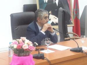 ادريس اليزمي من مراكش: يجب التفكير في تقوية النخب المحلية حقوقيا