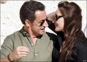 ساركوزي يحل بمراكش