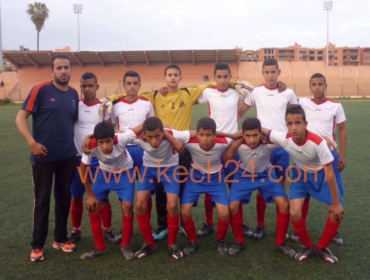 دوري مولاي الحسن في كرة القدم بجهة مراكش تانسيفت الحوز يصل مراحله الأخيرة + تفاصيل وصور