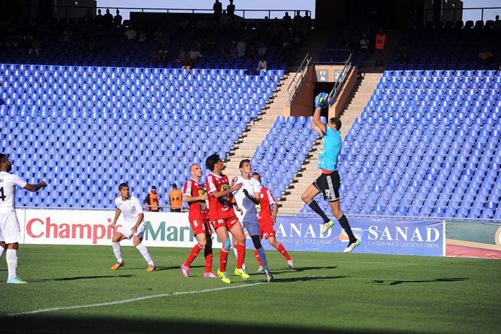 أربعة أهداف تعيد فريق الكوكب المراكشي للمركز الثالث في البطولة الوطنية