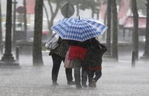 الأرصاد الجوية: أمطار وزخات رعدية غدا الثلاثاء بهذه المناطق