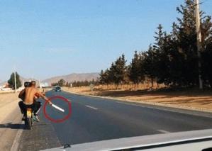خطير: قاطعي طريق على متن