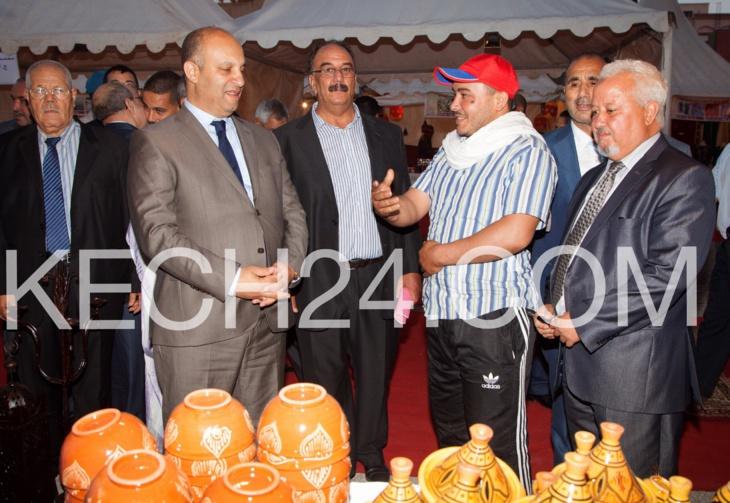 مهرجان إقليم الحوز مناسبة لابراز المواهب الفنية المحلية