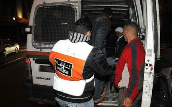 عاجل وحصري: إيقاف أفراد عصابة متخصصة في السرقة تحت التهديد بكليز مراكش