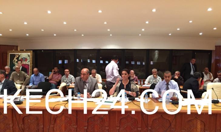 هكذا استطاعت فاطمة المنصوري تكوين النصاب القانوني لدورة ابريل للمجلس الجماعي لمراكش