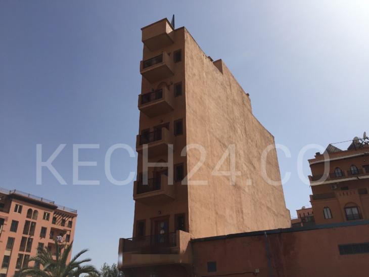 من غرائب مراكش...فندق