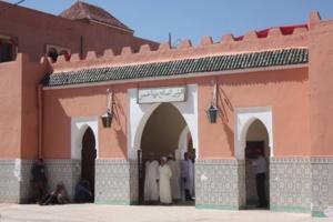 تصريحات الوزير الوردي تعجل بوقفة احتجاجية لاسر نزلاء ضريح بويا عمر بإقليم قلعة السراغنة