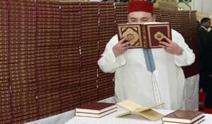 جلالة الملك يسلم السينغال 10 أطنان من الادوية ونسخاً من القران الكريم