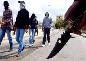 قطاع الطرق يضربون بحي المسيرة الثالثة بمراكش والمواطنون مستاؤون من استفحال ظاهرة