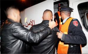 اعتقال أحد أفراد عصابة إجرامية تنشط في سرقة المحلات التجارية بحي المسيرة بمراكش + صورة حصرية