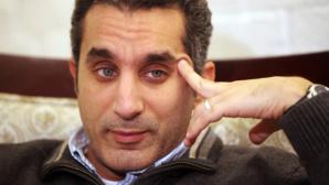 وفاة المستشار رأفت يوسف والد الإعلامي باسم يوسف في حادث سيارة مسرعة