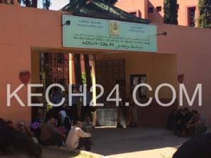 امرأة تُحول مسكنها الى روض للتعليم الأولي بدون ترخيص بالحي المحمدي بمراكش