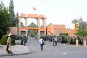 عاجل : نايضة فالمحيط الجامعي بمراكش...اندلاع مواجهات بين طلبة وقوات الأمن