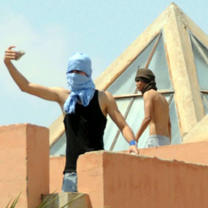 المواجهات الدامية بين الطلبة وقوات الامن العمومي في صور .. كِشـ24 تكشف معطيات حصرية