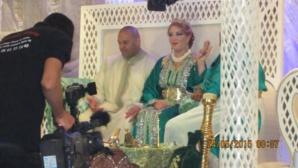 تهنئة : سفيان البركة والانسة أمل باعزيزي يدخلان القفص الذهبي
