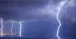 الأرصاد الجوية: أمطار وزخات رعدية غدا الخميس بهذه المناطق