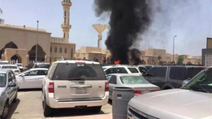 عاجل : مرة اخرى ... مقتل شخصين في انفجار سيارة مفخخة بالسعودية