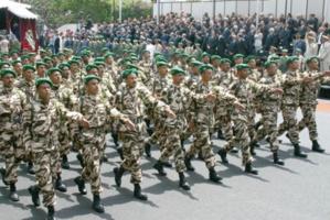 القوات المسلحة الملكية تعلن عن مباراة للراغبين في ولوج صفوفها