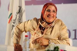 بالفيديو: ما قالته بسيمة الحقاوي في مهرجان