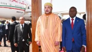 الملك محمد السادس يغادر غينيا بيساو متوجها إلى الكوت ديفوار