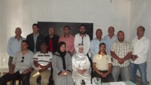 المديمي ورفاقة يؤسسون المركز الوطني لحقوق الإنسان بمراكش