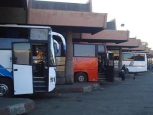 سيجارة تتسبب في إيقاف فتاتين بحافلة لنقل المسافرين نواحي إمنتانوت