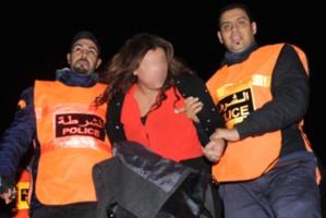اعتقال فتاتين رفقة شابين متلبسين بممارسة الجنس داخل منزل للدعارة بالصويرة
