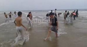 أهالي ضحايا شاطئ وادي الشراط يمتنعون عن متابعة مدربهم الذي كان وراء رحلة الموت
