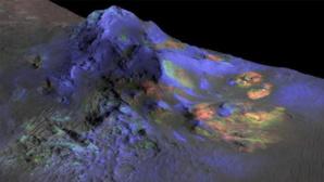 اكتشاف طبقات زجاجية على كوكب المريخ