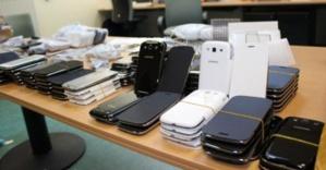 الشرطة القضائية تحجز عشرات الهواتف الذكية في دورة تكوينية حول
