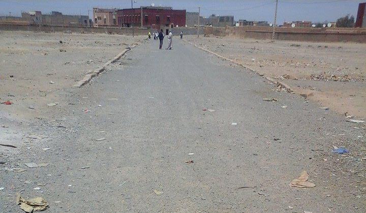 والي الجهة بيكرات يدفع بلجنة للتحقيق في مشروع تعبيد طريق بسيد الزوين نواحي مراكش