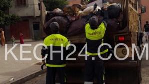 فظيع: شاحنة نظافة تسحق رأس مستخدم بمطرح النفايات بمراكش