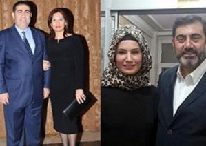 زوجة مرشح تركي تخلع حجابها بعد فشله في الانتخابات العامة