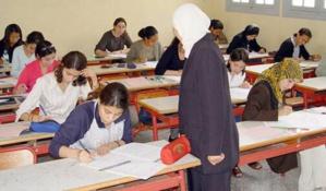 اعتقال 57 شخصاً من بينهم 10 نساء لتورطهم في أعمال غش في امتحانات الباكالوريا