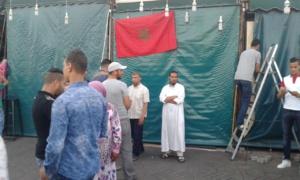 تجار الاسواق المحيطة بساحة جامع لفنا يخرجون عن صمتهم في وجه سلطات مراكش