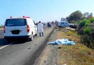 قتيل وجرحى في حادثة سير على الطريق السيار بين مراكش وأكادير